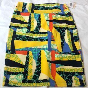 LulaRoe Cassie Skirt Size Medium.